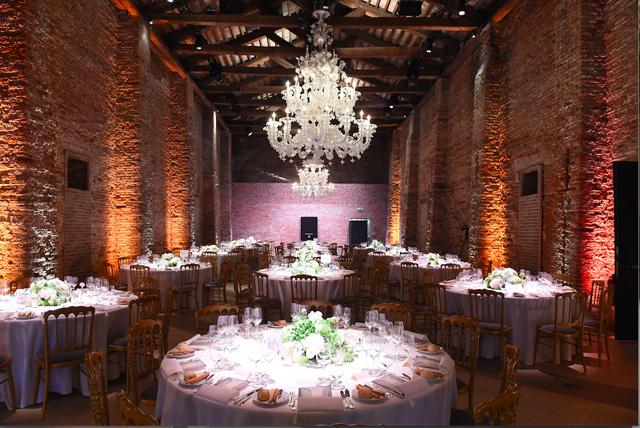 Venetian Heritage и Bvlgari отпраздновали прошлое и настоящее Венеции