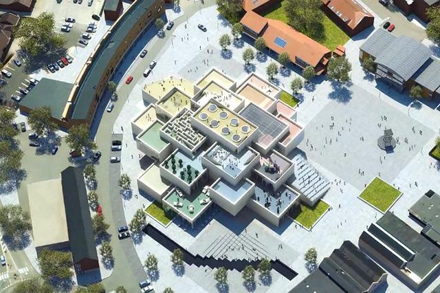 В Дании построят LEGO house