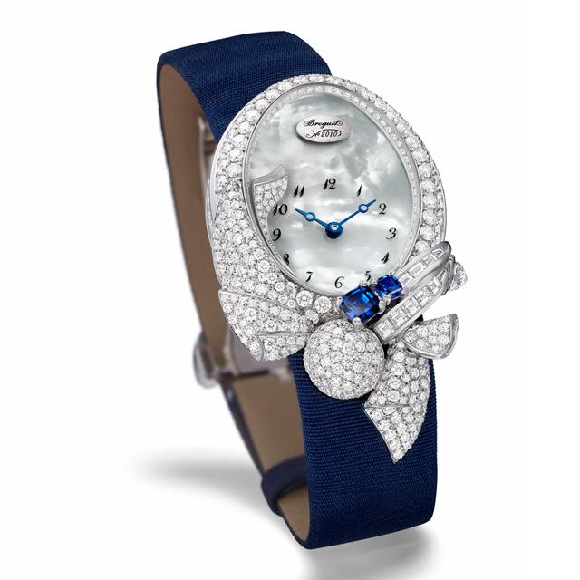 Baselworld 2014: часы Volants de la Reine от Breguet