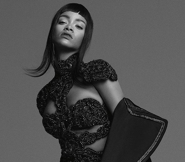 Рианна записала саундтрек к новому'Стартреку