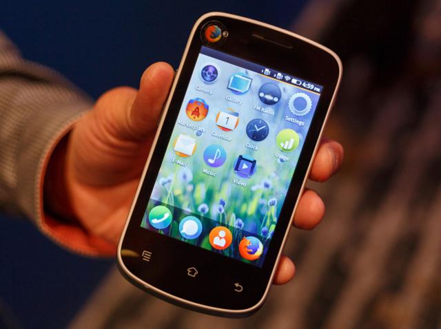 Mozilla выпустят смартфон за 25 долларов