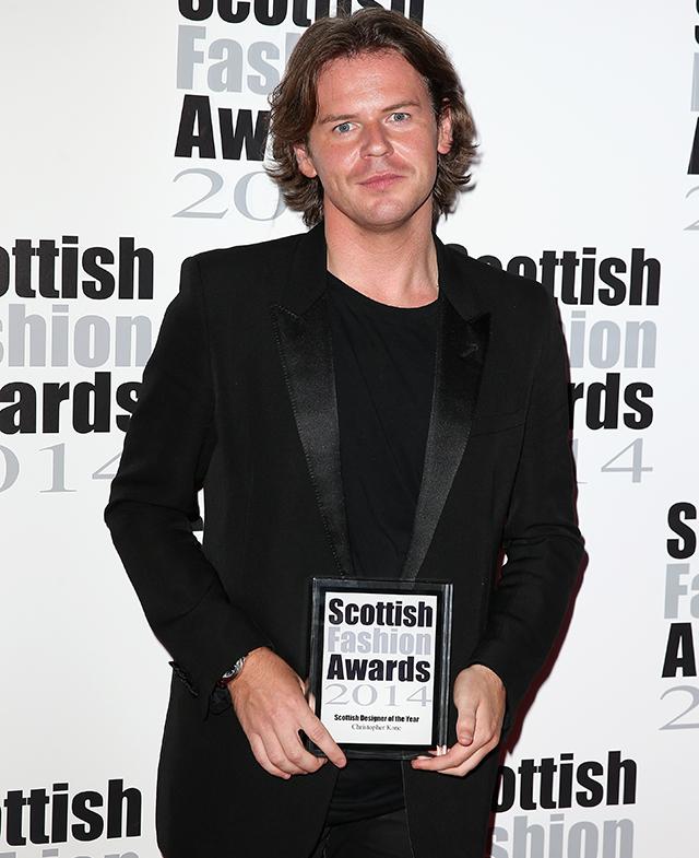 Гости премии The Scottish Fashion Awards