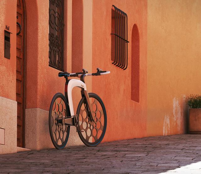 nCycle изменяют представление об электрических велосипедах будущего