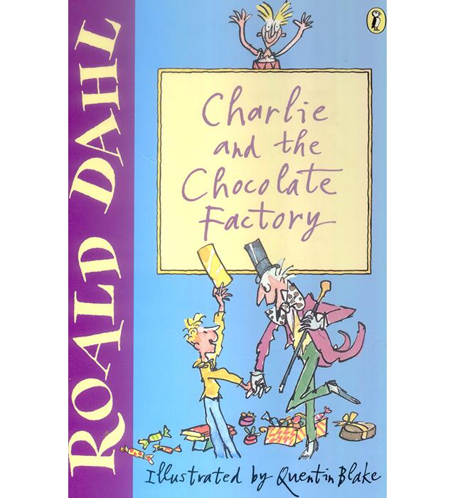 """Опубликована потерянная глава книги """"Чарли и шоколадная фабрика"""""""