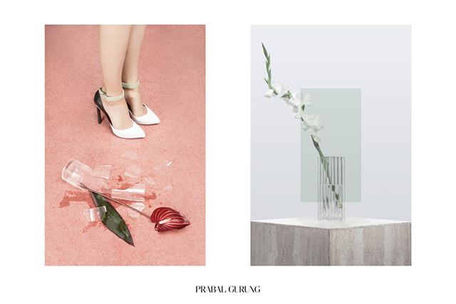 Первый взгляд: дебютная коллекция обуви Prabal Gurung