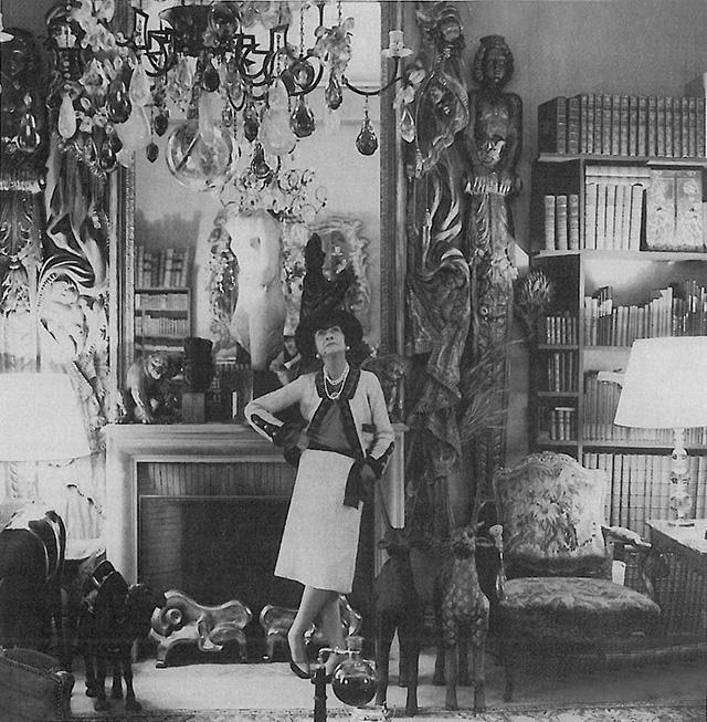 Фотовыставка знаменитой квартиры Коко Шанель в Saatchi Gallery