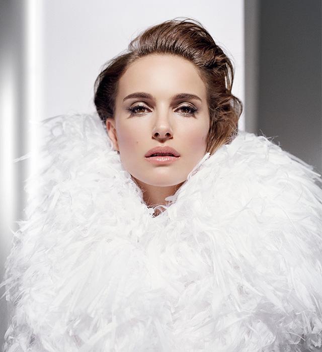 Natalie Portman è diventata il volto di Dior risorse tonale