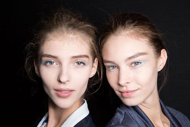 Le principali tendenze beauty-Settimana della Moda di Milano