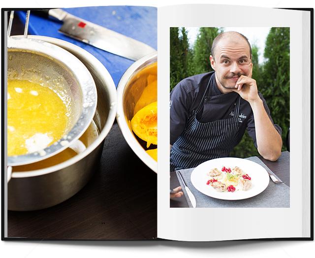 Блюдо недели: перепелка с пюре из сельдерея от Павла Заварзина