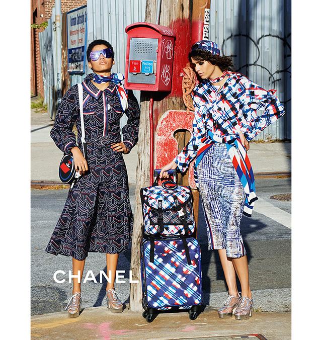 Полная версия весенне-летней рекламной кампании Chanel