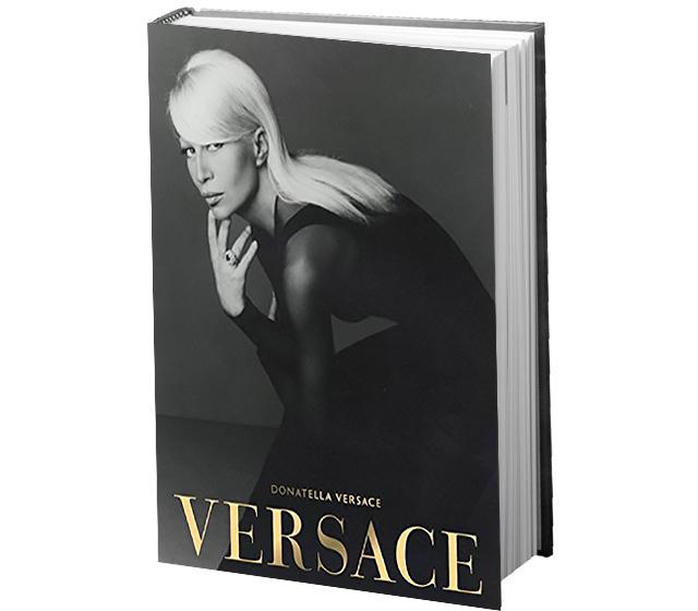 Донателла Версаче написала книгу