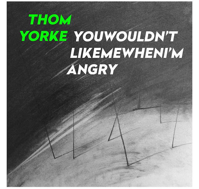 Том Йорк поделился новой песней в Сети