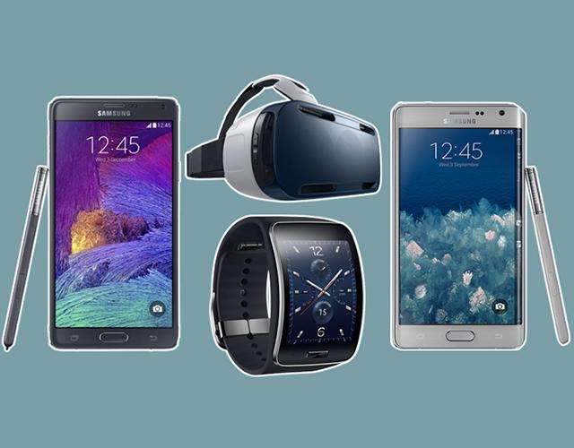 Осенняя презентация Samsung: новинки южнокореской инженерной мысли