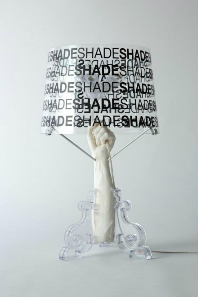 Фаррелл Уильямс придумал дизайн лампы для Kartell
