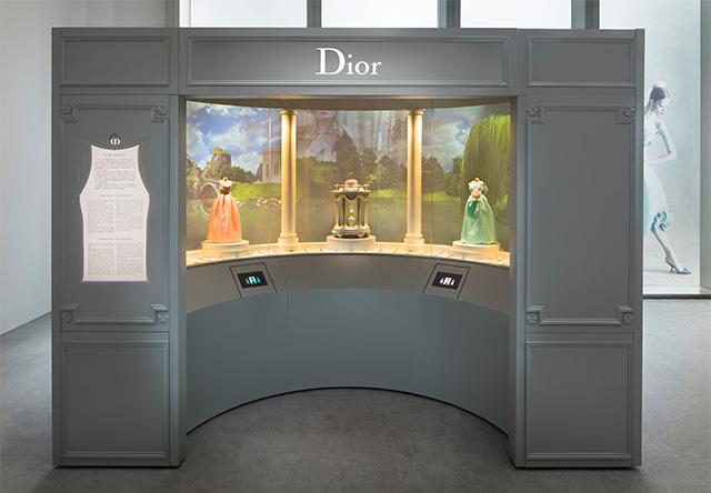 Маленький театр dior выставка модного
