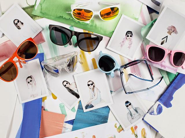 Коллекция солнцезащитных очков от Sunpocket и & Other Stories