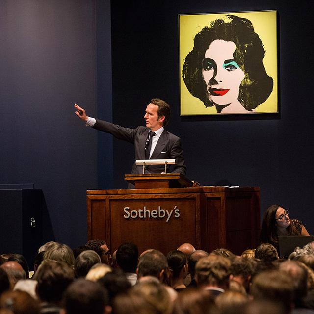 Sotheby's и eBay запускают совместный онлайн-аукцион