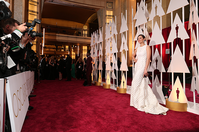 """Oscar-2015"": red carpet"