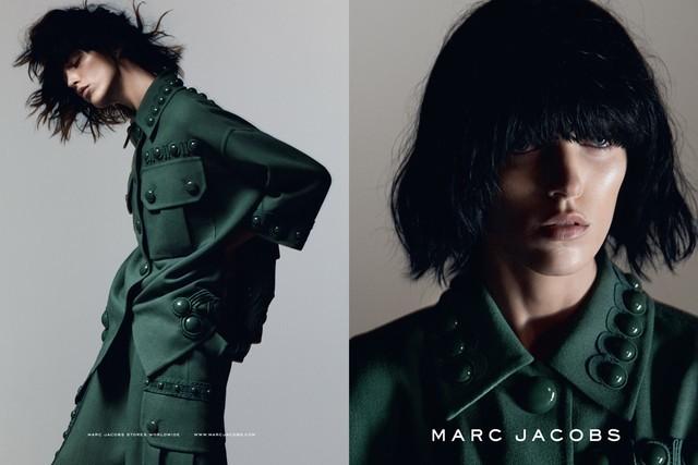 Первый взгляд: весенне-летняя кампания Marc Jacobs