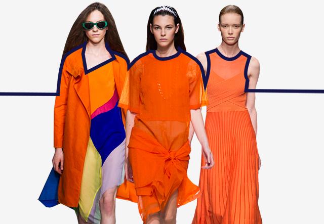 25 способов носить оранжевый