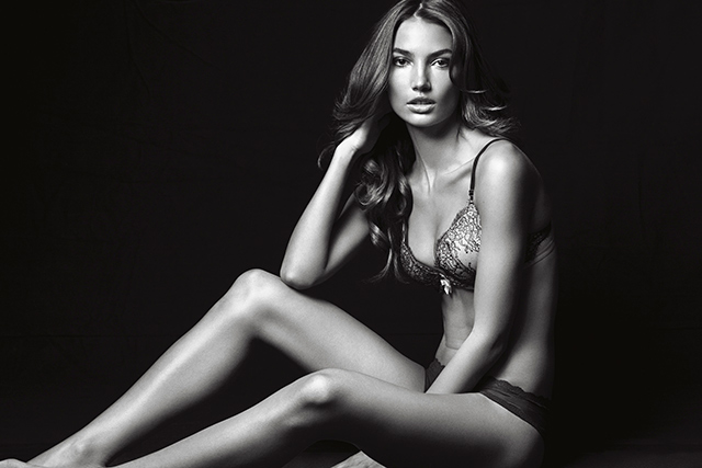Victoria's Secret открывает свой первый магазин в России