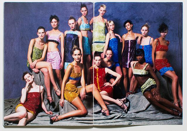 Любимые модели и друзья Джанни Версаче отдали дизайнеру дань памяти