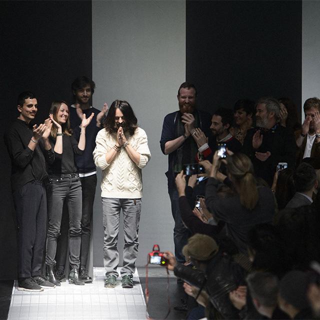 Обзор Buro 24/7: мужская коллекция Gucci, осень-зима 2015