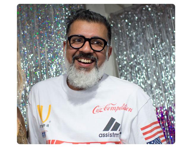 Модный блиц: Ашиш Гупта