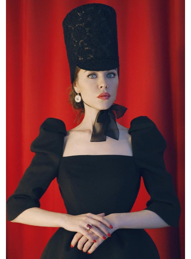 Ulyana Sergeenko вошли в официальное расписание недели высокой моды