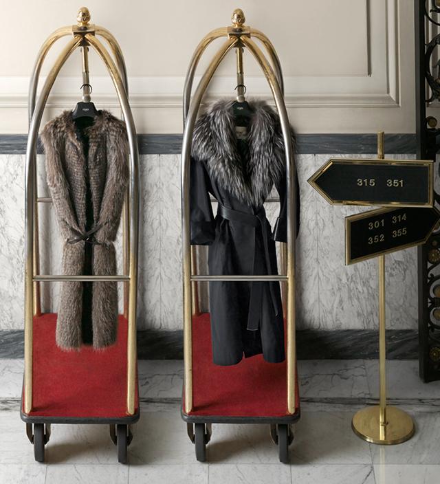 Fendi выпускают коллекцию в память о Сильване Мангано