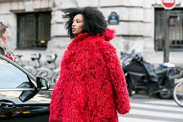Paris Fashion Week A / I 2015: street style.  Parte 3