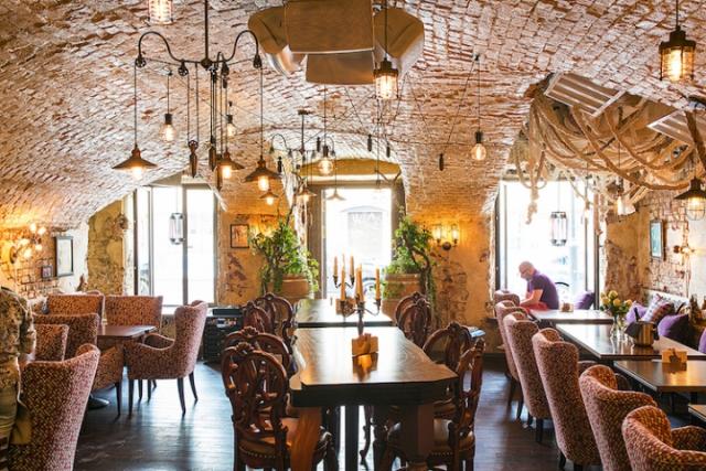 5 новых ресторанов Москвы