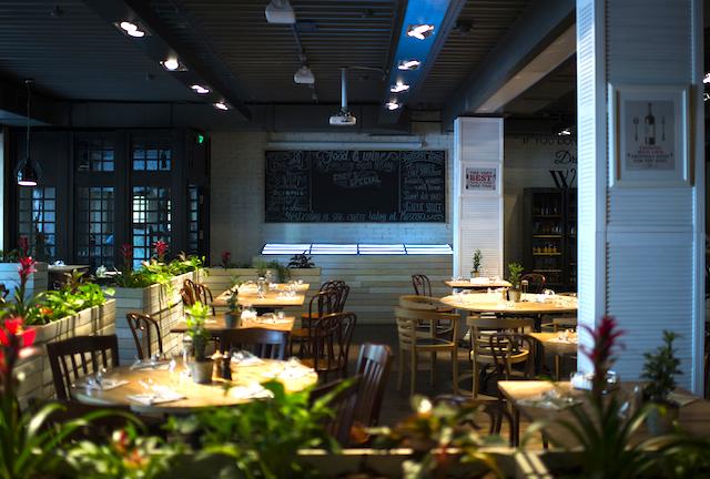 Ресторан недели: Food & Wine на Трехгорке