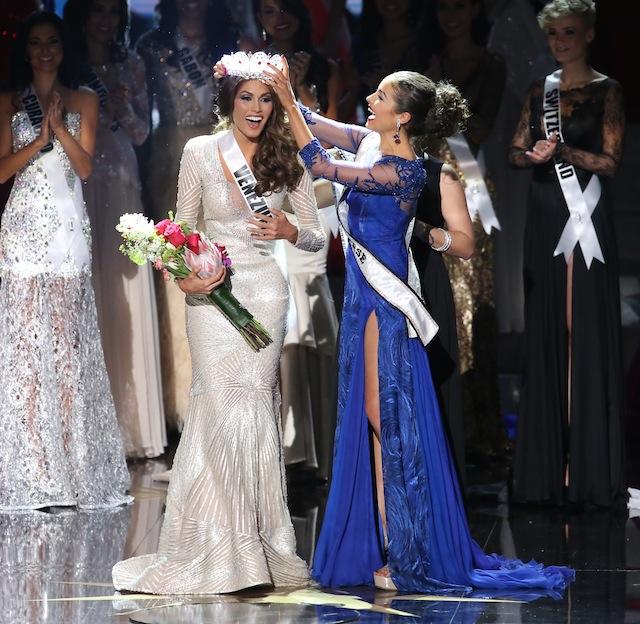 """Титул """"Мисс Вселенная 2013"""" завоевала девушка из Венесуэлы"""