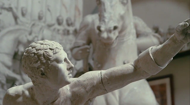 Интерактивная короткометражка Stendhal Syndrome от Luisa Via Roma