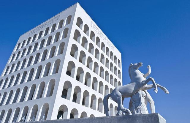 Fendi представит выставку Una Nuova Roma