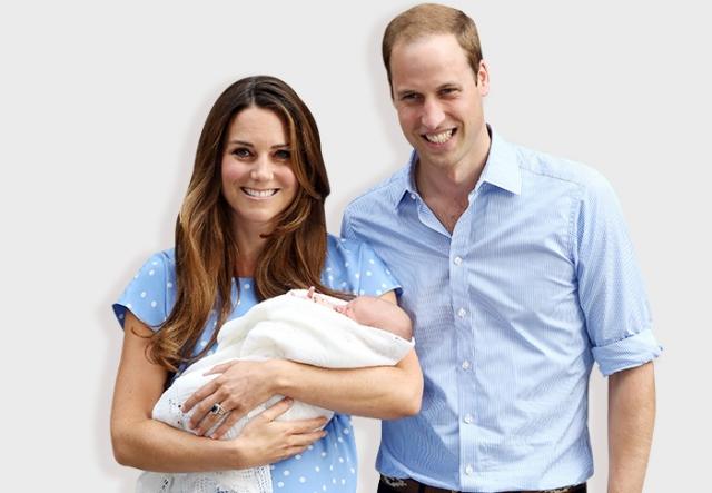 Угерцога игерцогини Кембриджских родился второй ребенок