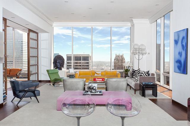 Апартаменты Gucci в Нью-Йорке
