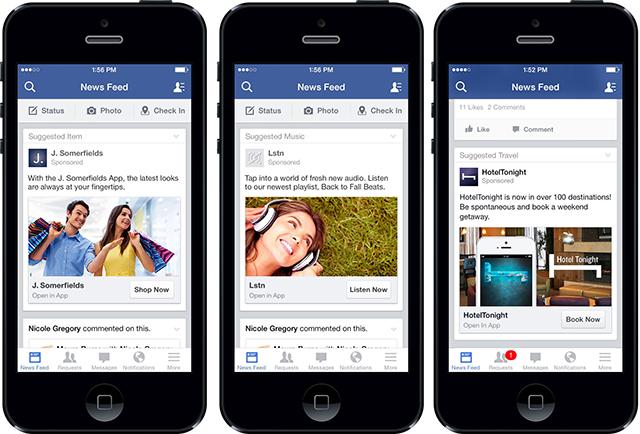 Facebook разрабатывает новостное приложение
