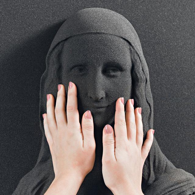 Портрет Моны Лизы создали в 3D