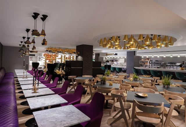 В лондонском Harrods открылось кафе Sandwich by Tom Dixon