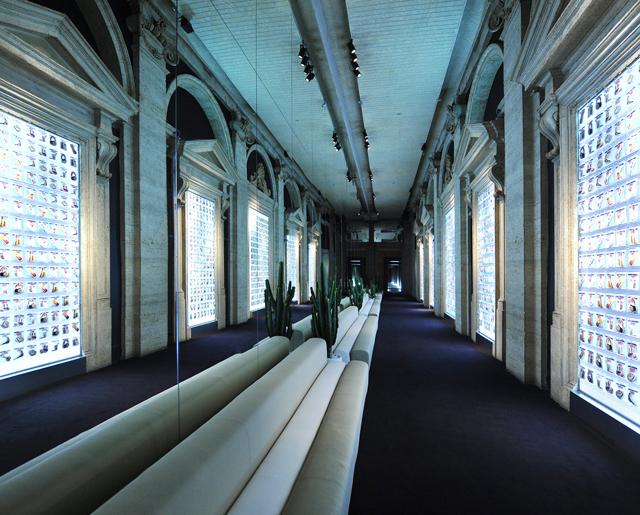 Louis Vuitton и Vanity Fair отметили запуск выставки SERIES 2 в Риме