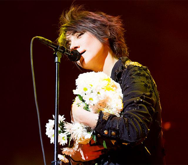 Стало известно, как эстрадная певица Земфира отпраздновала 40-летний юбилей