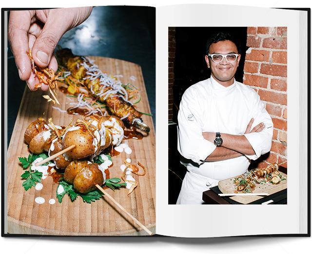 Блюдо недели: куриное филе с лимонником и кокосом от шеф-повара Маму