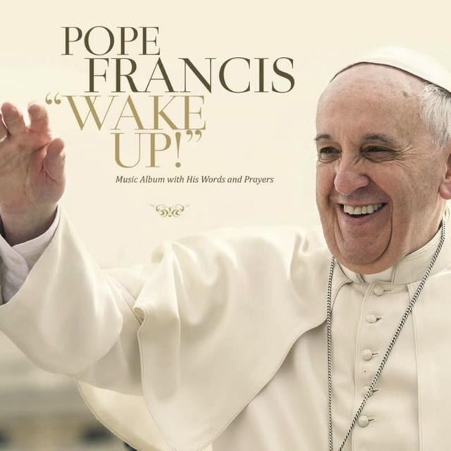 Папа Франциск I представил новую композицию