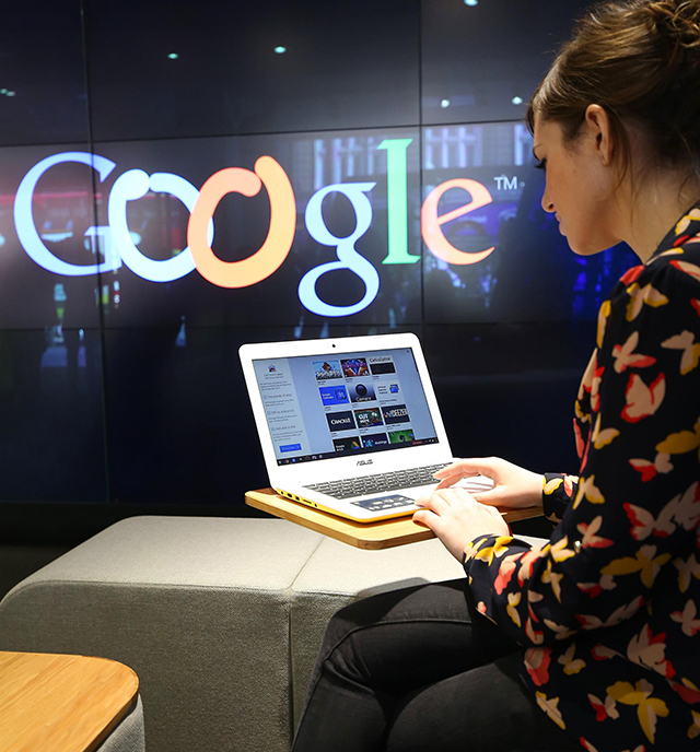 A Londra, ha aperto un negozio di Google