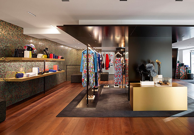 Chanel opens its sixth pop-up boutique in Courchevel