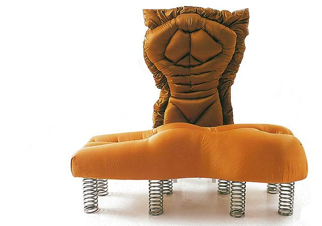 Divano per Massaggi, 2002, Meritalia