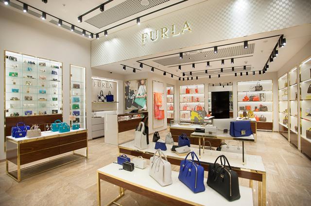 Новый бутик Furla в Санкт-Петербурге