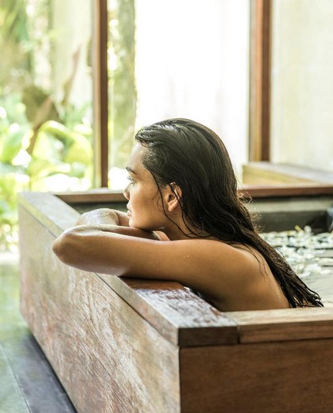 Спа под водой, йога в сафари и другие необычные бьюти-локации